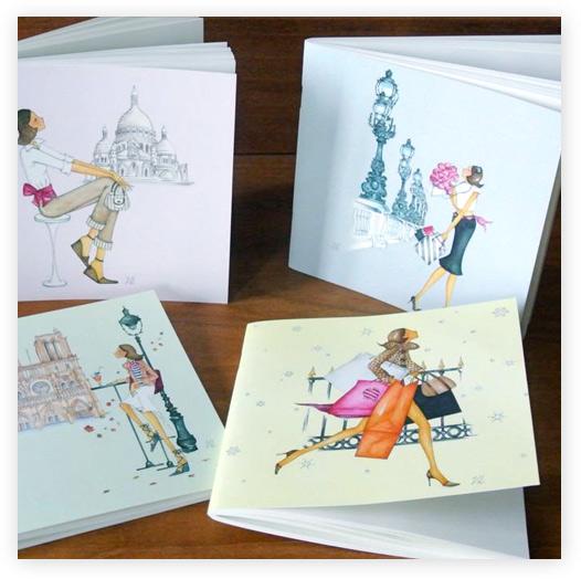 cahier aquarelle papeterie