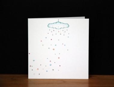 faire part Une pluie d étoiles