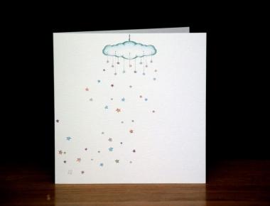 faire part Une pluie